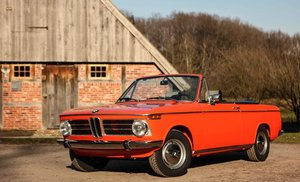 1971 BMW 2002 Cabriolet Coming Soon and on request please For Sale