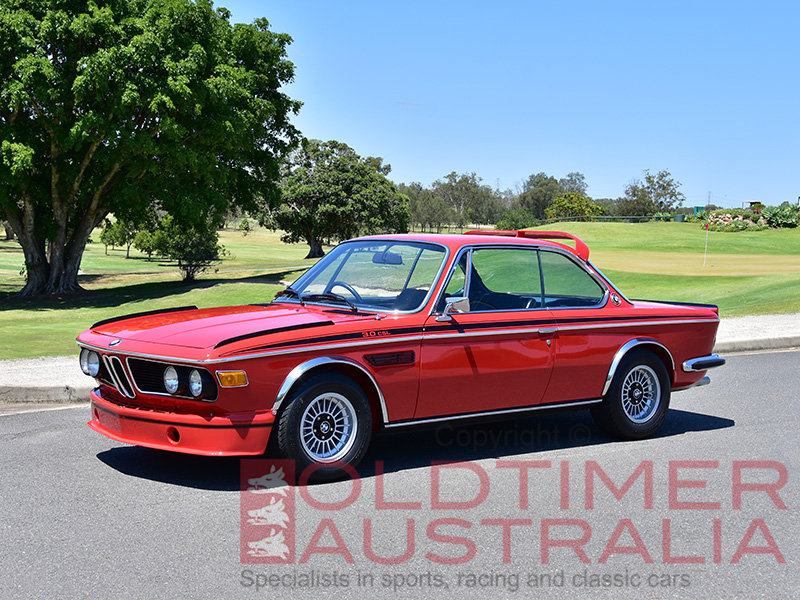1972 BMW 3.0 CSL For Sale (picture 1 of 6)