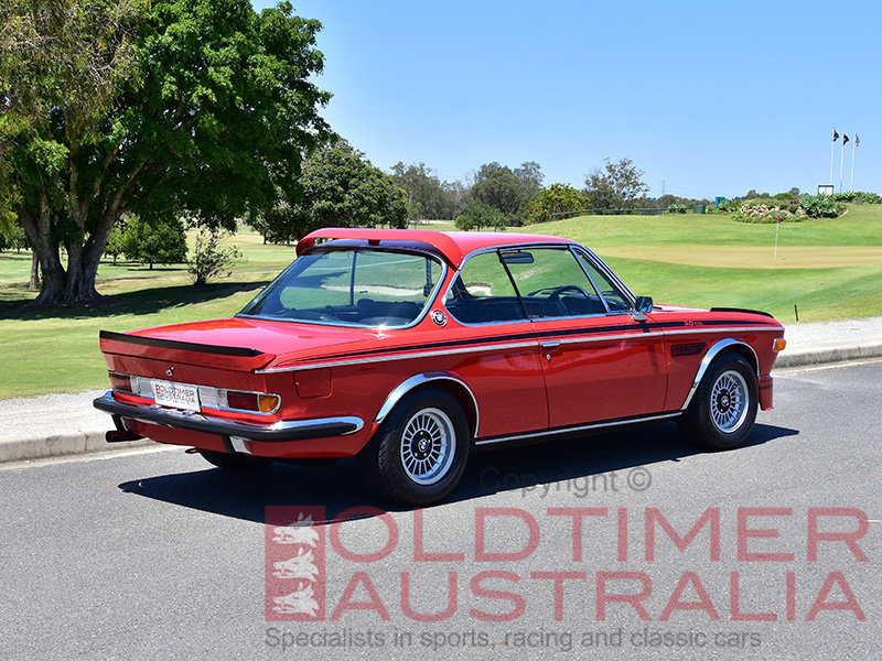 1972 BMW 3.0 CSL For Sale (picture 2 of 6)