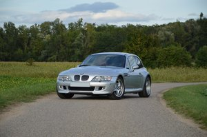 2000 - BMW Z3 M COUPE For Sale by Auction