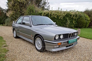 1987 BMW E30 M3 For Sale