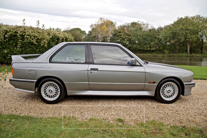 1987 BMW E30 M3 SOLD (picture 3 of 6)