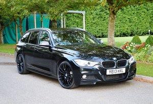 2013 BMW 330d MSport xDrive Touring Auto Sport Plus Pck