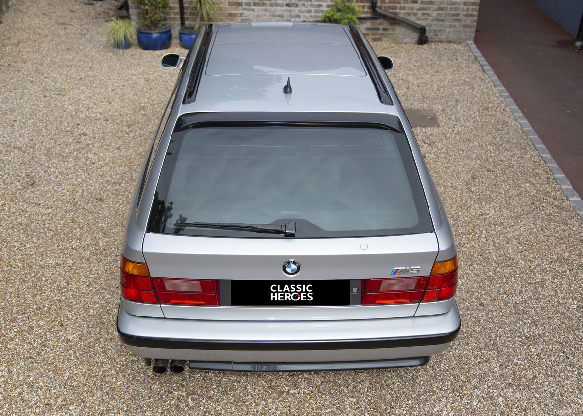 1992 BMW E34 M5 Touring For Sale (picture 3 of 6)