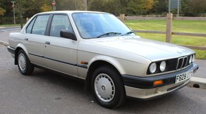 1988 BMW 316 E21 Manual 1800 cc  4 Door 54,000 Miles SOLD