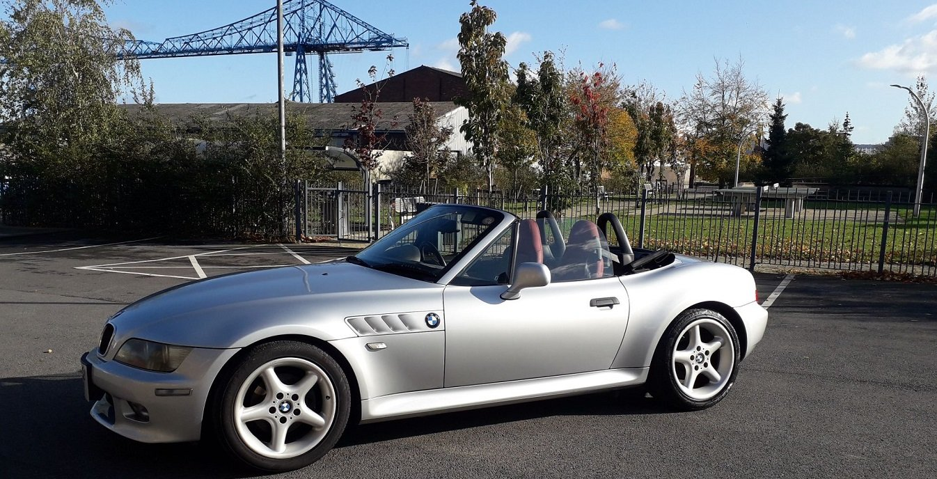 2002 BMW Z3 2.2 JAPANESE IMPORT - UK REGISTERED- LOVELY CONDITION SOLD (picture 1 of 6)