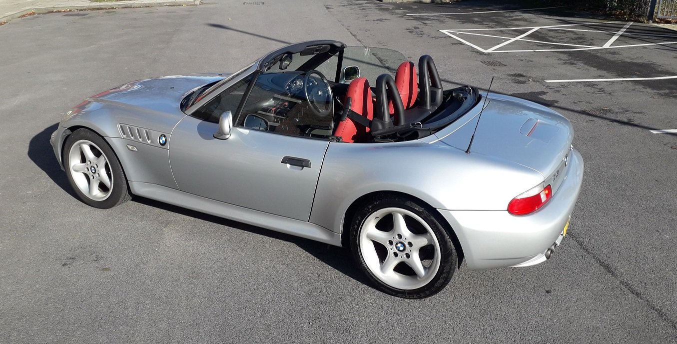 2002 BMW Z3 2.2 JAPANESE IMPORT - UK REGISTERED- LOVELY CONDITION SOLD (picture 3 of 6)