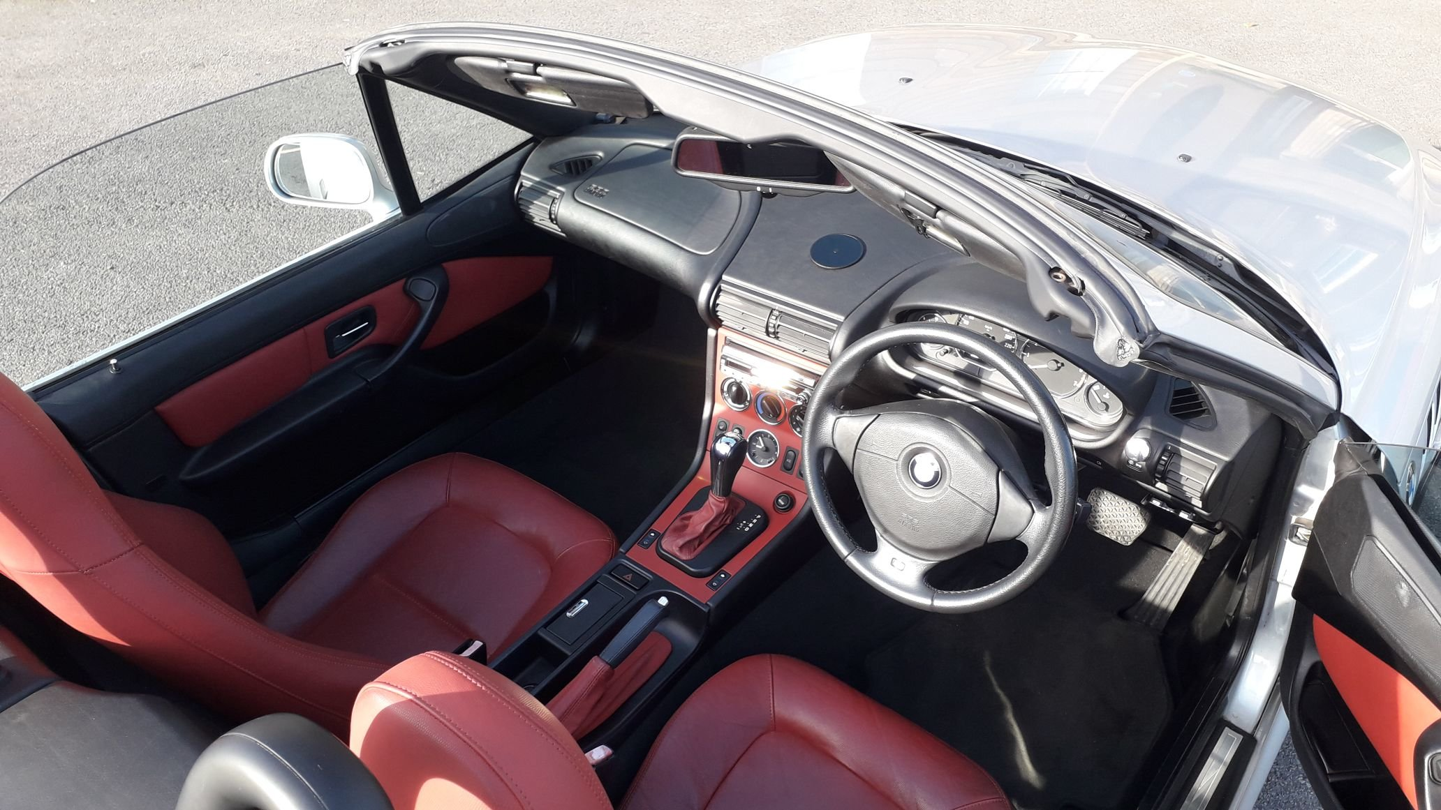 2002 BMW Z3 2.2 JAPANESE IMPORT - UK REGISTERED- LOVELY CONDITION SOLD (picture 4 of 6)