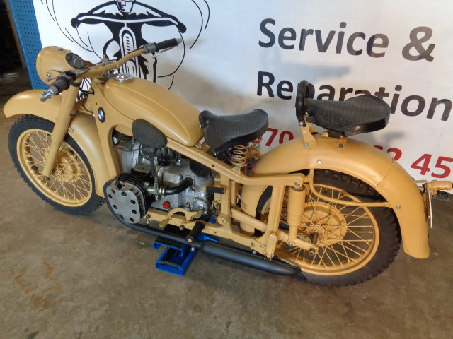 1939 Bmw R12 , Not orginal For Sale (picture 2 of 6)