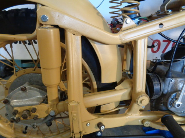 1939 Bmw R12 , Not orginal For Sale (picture 4 of 6)