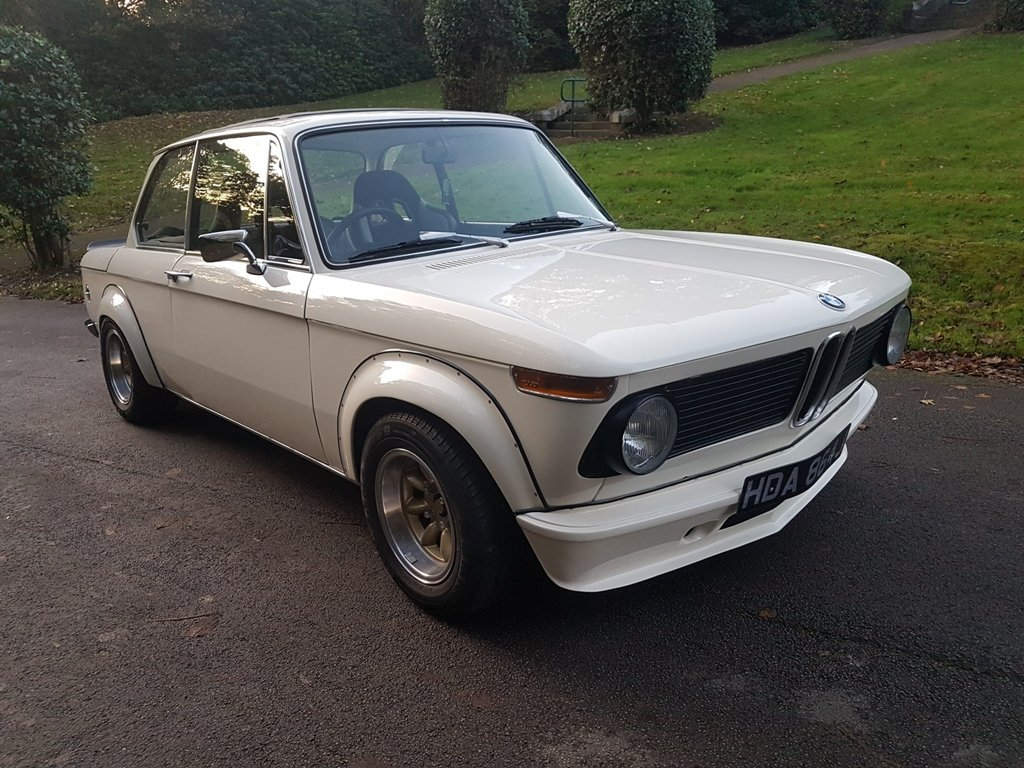 1970 BMW 2002 For Sale (picture 1 of 6)