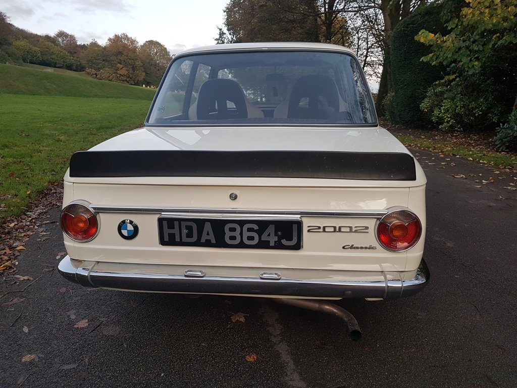 1970 BMW 2002 For Sale (picture 6 of 6)