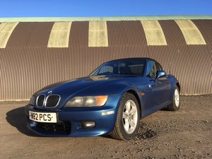 2000 BMW Z3 For Sale by Auction