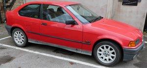 1995 BMW 316i E36 two door saloon