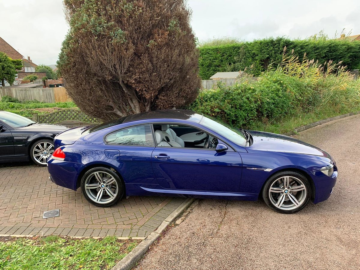 2005 BMW M6 V10 COUPE -- Beautiful car For Sale (picture 1 of 6)