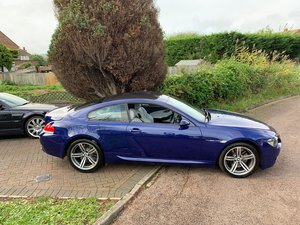 2005 BMW M6 V10 COUPE -- Beautiful car