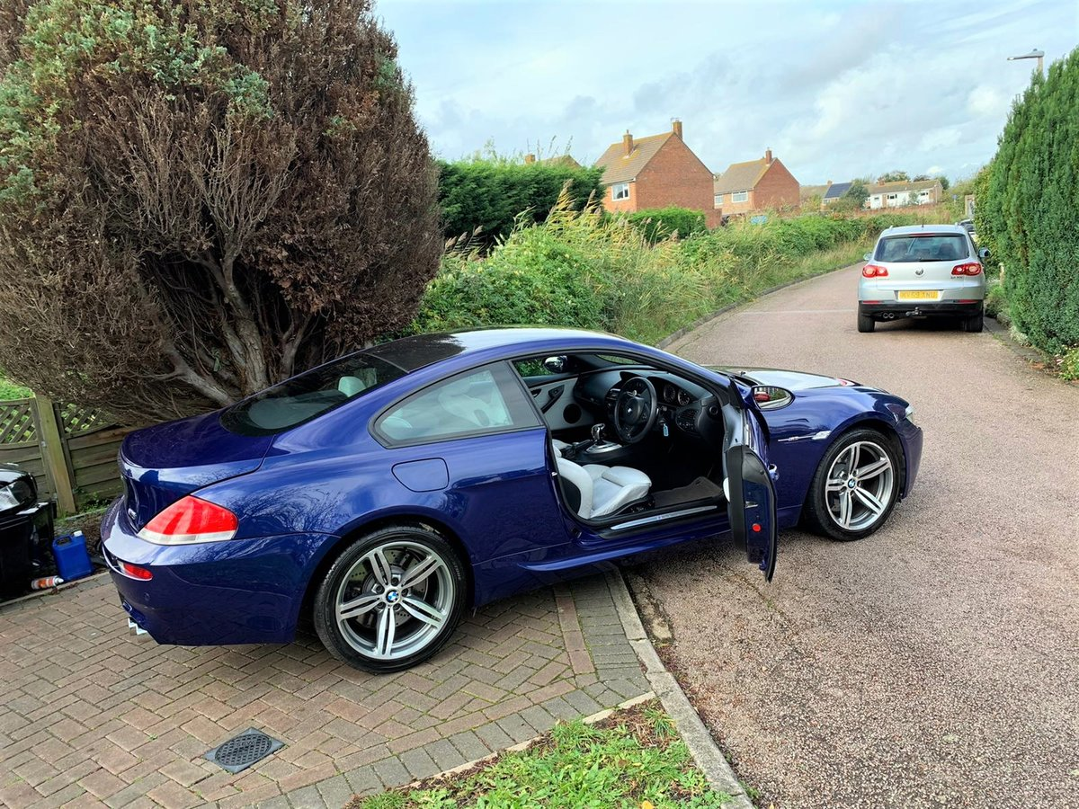 2005 BMW M6 V10 COUPE -- Beautiful car For Sale (picture 6 of 6)