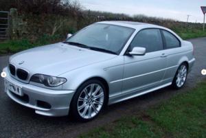 2004 BMW e46 330d M-Sport Coupe For Sale