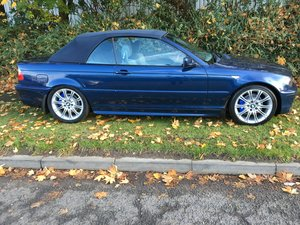 2004 BMW 325 Ci M-Sport Cabriolet For Sale