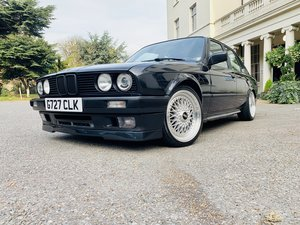1989 BMW E30 325i Left Hand Drive For Sale