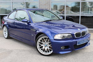 2005 55 BMW M3 CS 3.2 SMG COUPE For Sale