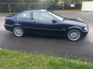 2002 BMW 325 CI coupe For Sale