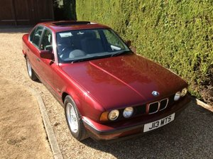 1991 BMW 520i SE AUTOMATIC M50 SERIES AUTOMATIC 63000 MILES For Sale