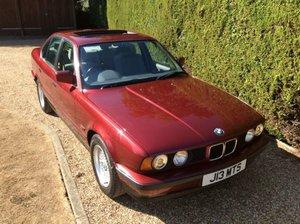 1991 BMW 520i SE AUTOMATIC M50 SERIES AUTOMATIC 63000 MILES