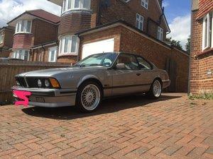 "1988 BMW 635 csi 18"" bbs For Sale"