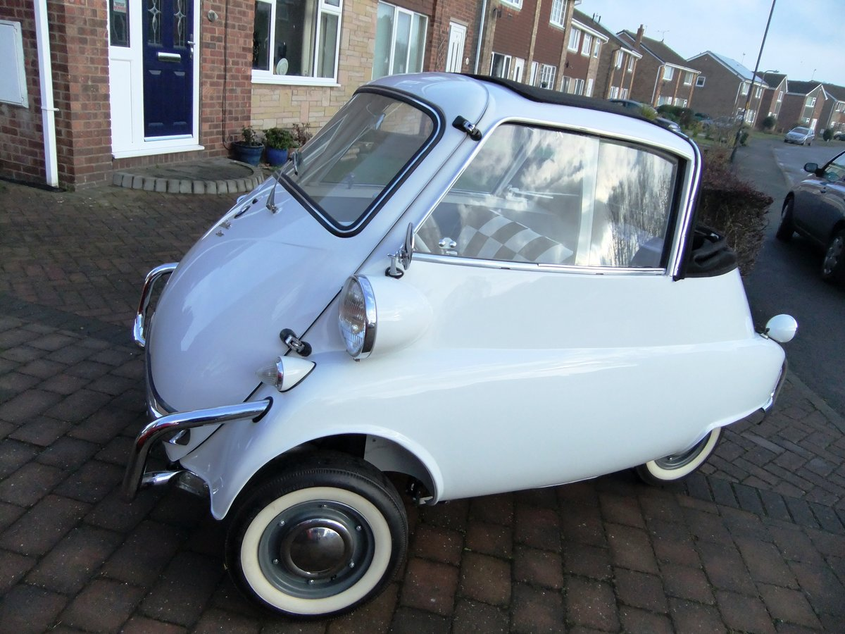 1957 Isetta Cabriolet  For Sale (picture 6 of 6)