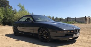 1991 BMW 850i SIX SPEED MANUAL