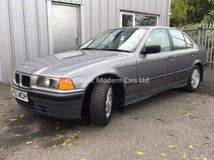 1991 BMW E36 318i Manual - Low Miles 76K, FSH, 1 Owner
