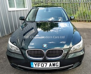 2007 BMW E60 523i SE Auto LCI, Low Miles 38K FSH, 1 Owner to 2016 For Sale