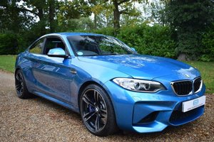 2016 BMW M2 Coupe 6-SPEED MANUAL For Sale