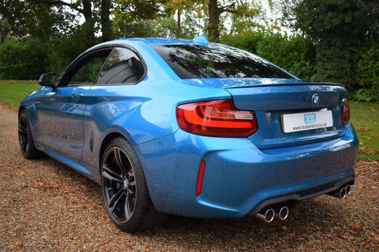 2016 BMW M2 Coupe 6-SPEED MANUAL For Sale (picture 2 of 6)