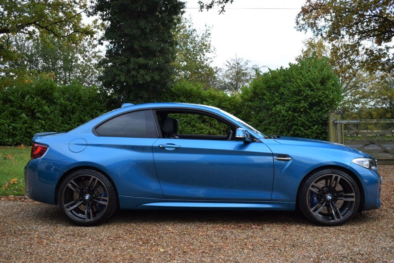 2016 BMW M2 Coupe 6-SPEED MANUAL For Sale (picture 3 of 6)