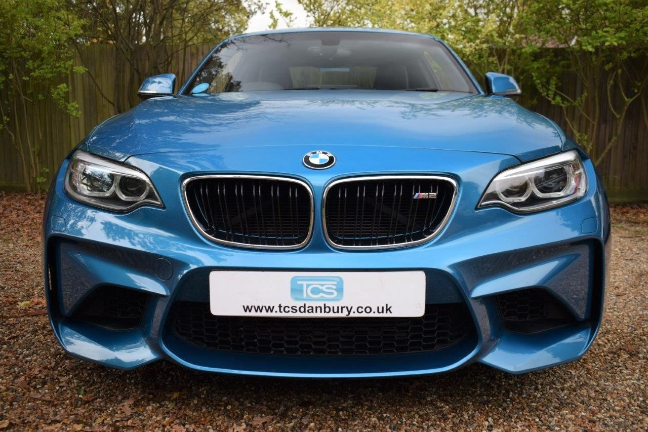 2016 BMW M2 Coupe 6-SPEED MANUAL For Sale (picture 4 of 6)