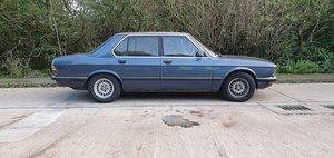 1983 E28  For Sale