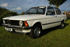 1982 BMW 316 1.8 Auto (E21) For Sale by Auction