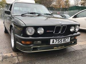 1984 BMW E28 Alpina B9