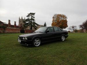 1991 UK RHD E34 M5 Saloon SOLD