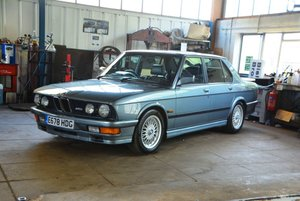 1987 BMW M5 Saloon (E28) For Sale by Auction