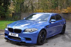 2012 BMW M5 4.4 AUTOMATIC