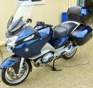 Picture of BMW R1200 RT SE Tourer ABS ESA 2008 51,675 Miles FSH VGC  SOLD