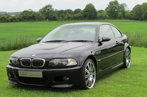 2003 BMW M3  - only 10k miles from new! For Sale