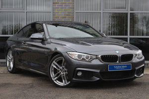 2014 14 BMW 4 SERIES 3.0 430D M SPORT For Sale