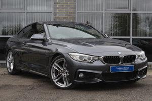 2014 14 BMW 4 SERIES 3.0 430D M SPORT