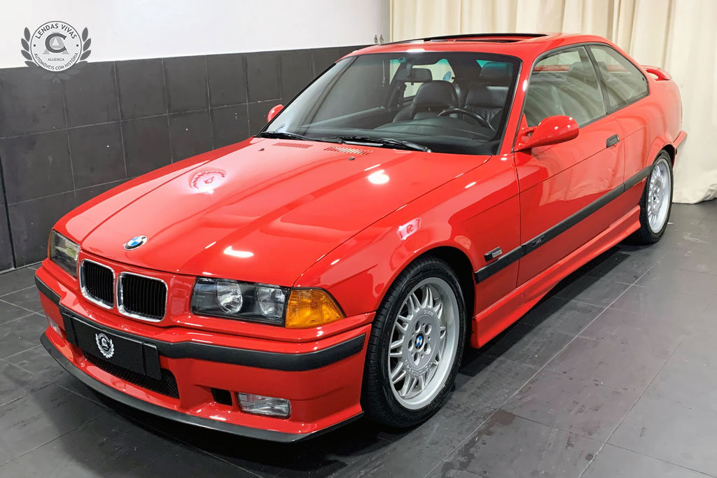 1994 BMW M3  SOLD (picture 1 of 6)