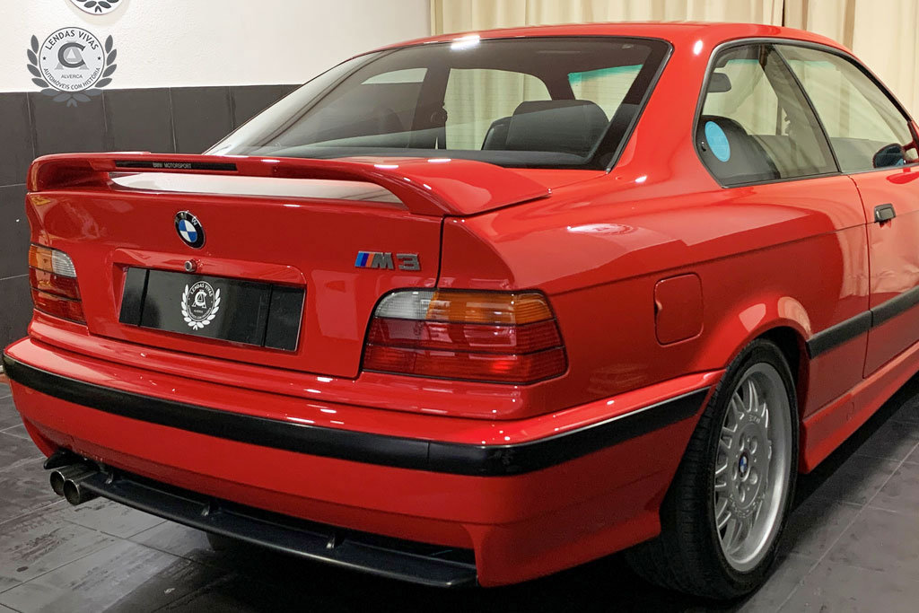 1994 BMW M3  SOLD (picture 2 of 6)