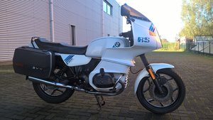 BMW 1987 R100 RS  SOLD